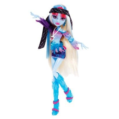 Mattel Monster High Music Festival Abbey Bominable
