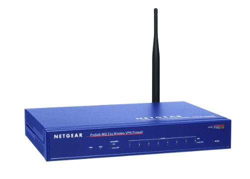 NETGEAR FVG318 ProSAFE Wireless VPN Firewall Router