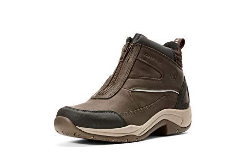 Ariat ' Womens Short (Ariat Telluride Zip H2O Womens Short Riding Boots 40 EU Dark Brown)