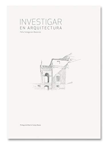 Investigar en Arquitectura