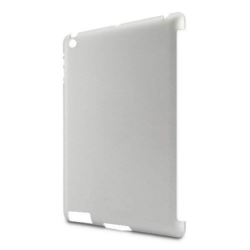 Belkin Snap Shield Schutzhülle (geeignet für iPad 1/2/4 3rd Generation) klar/transparent