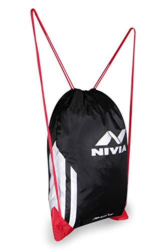 Best string bag in India 2020 NIVIA String Bag (Black) Image 3