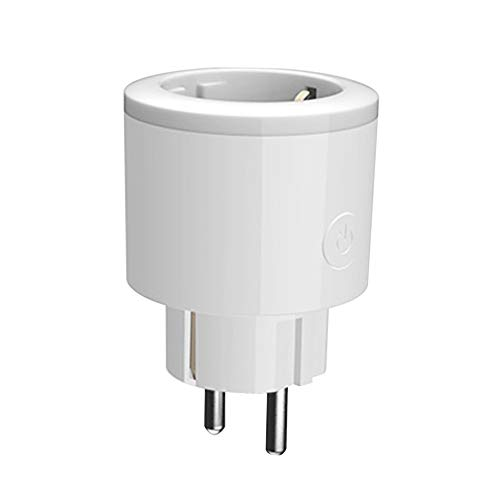 Mouchao Smart Plug Schaltsteckdose WiFi Timing Stecker Strom Statistik Outlet EU