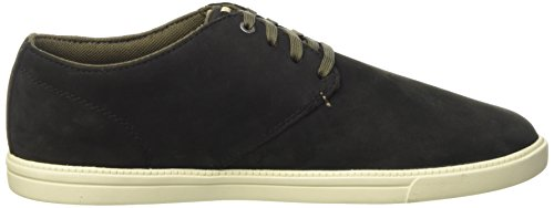 Timberland Newmarket_fulk Lp Low, Baskets Basses homme Noir - Schwarz (Black Thunder)