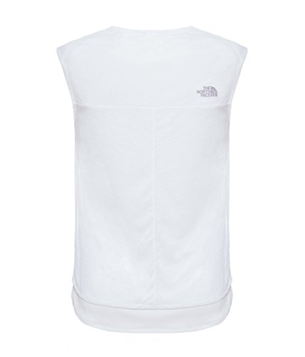 North Face Ido Chemise Femme Blanc