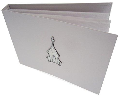 tarjetas-de-algodon-blanco-valor-rango-iglesia-diseno-tiny-valor-album-bautizo-comunion-confirmacion