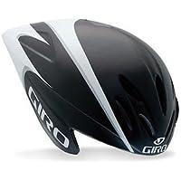 Giro Advantage Race Aero TT Racing Bike adulti Casco 55–59cm, colore: bianco/nero