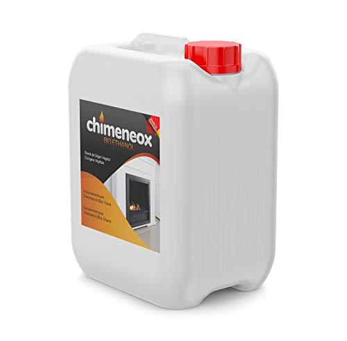 5L Bioetanol 96% origen Vegetal chimeneas