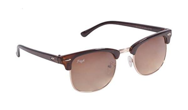 ea8827bd8b Floyd Clubmaster Sunglasses (3016 BRN BRN)  Amazon.in  Clothing    Accessories