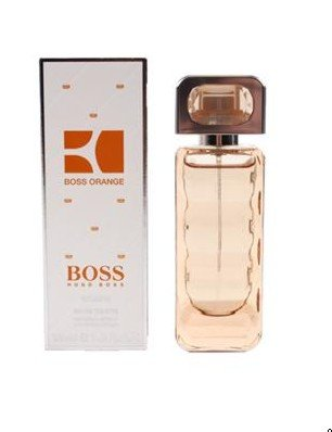 Empori Hugo Boss Woman colour naranja Eau De Toilette spray 75 ml