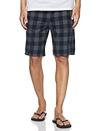 Jockey Men's Relaxed Fit Cotton Shorts(Colors & Print May Vary)