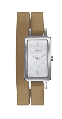 Reloj Cuarzo Joop! para Mujer con Plata Analogico Y Topo Cuero JP101972001