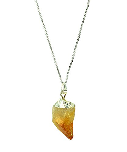 natural-rough-rock-raw-yellow-citrine-pendant-necklace-18-silver