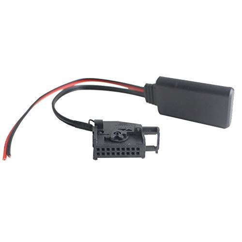 Yagii Bluetooth Wireless Audio AUX Kabel für Mercedes Comand 2.0 W211 R170 W164 Teile Zubehör