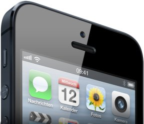 Apple – iPhone 5 – Es ist einfach, es zu lieben. Deswegen tun es so viele.
