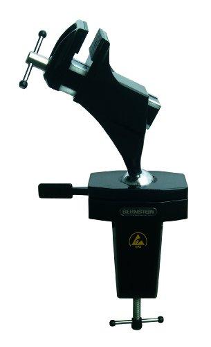 Preisvergleich Produktbild Schraubstock Spannfix mit Kugelgelenk zum Anschrauben, ableitfähige Ausführung