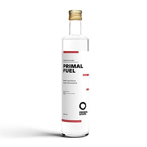C8 MCT Öl aus reiner Caprylsäure...