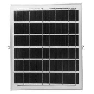 ExcLent 25W / 40W / 60W Solarflutlicht Solar-Led-Scheinwerfer W/Manual/Remote Control Solar Panel Ip67 Wasserdicht - 40W