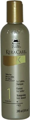 KeraCare 1st Lather Shampoo 240ml or 8oz - Read Reviews