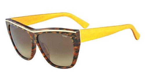Fendi Damen Sonnenbrille & GRATIS Fall FS 5284 003