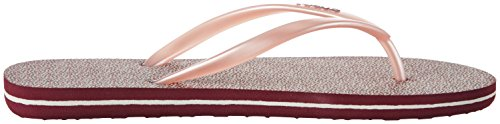 O'Neill Fw Printed Flip Flop, Tongs femme Pink (Pink Allover Print)