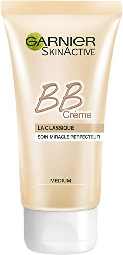 Garnier SkinActive BB Crème La Classique Medium Soin Miracle Perfecteur 5-en-1