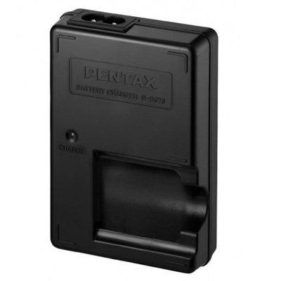 Pentax d-bc78-Battery Charger-Ladegerät (schwarz) (Pentax Akku-ladegerät)