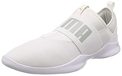 Puma Unisex Dare White Sneakers - 10 UK/India (44.5 EU)(36369908)
