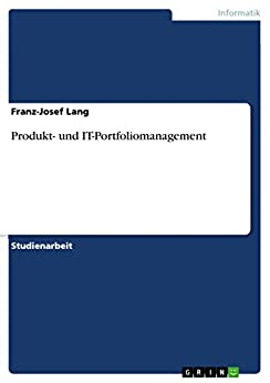 Produkt- und IT-Portfoliomanagement