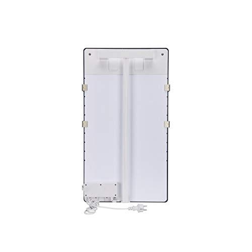 44x86cm Bad-heizkörper mit Handtuchhalter Edelstahl Heizung Handtuch-trockner Bild 2*