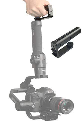 Sutefoto Bottom Handle Monitor Mount Vision Zubehör mit 1/4