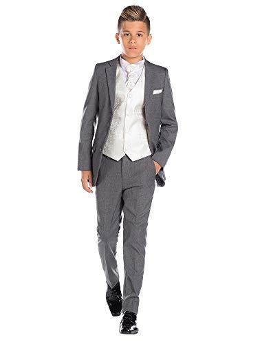 (Paisley of London, grau für Jungen folgt, Kostüm Jungen Stinkefinger, Kostüm, KTV, 12–18Monate–13Jahre Gr. für 4-Jährige, Beige - Elfenbeinfarben)