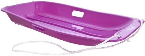 Trespass Icepop - Trineo de nieve, color púrpura