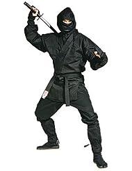Arts Martiaux Noir Complet Ninja Uniforme