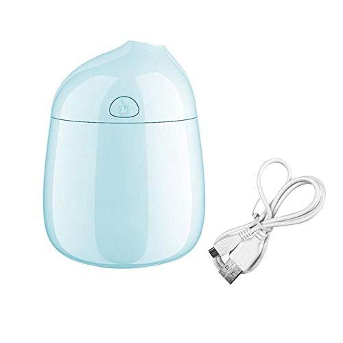 RTYHN USB Portable Anion Mini Aroma Luftbefeuchter Luftdiffusor Auto Luftreiniger Zerstäuber Air Refresher Filter 2-8H Timing