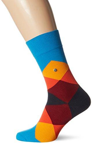 Burlington Herren Socken Clyde Mehrfarbig (fawn 5441)