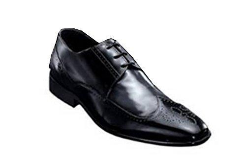 Business Schnürer, Scarpe stringate uomo nero grigio