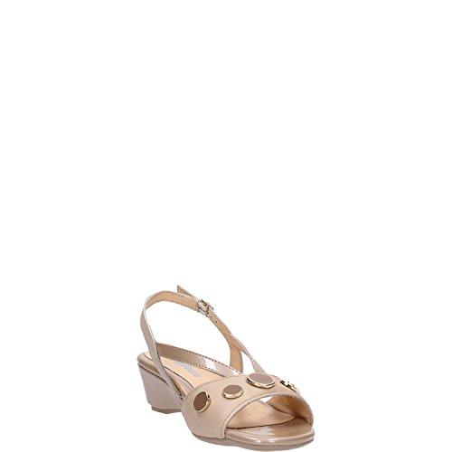 MELLUSO 08742 Sandalo Donna Cipria