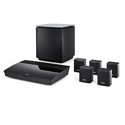 Bose Lifestyle 550 Système Home cinéma - Noir par Bose