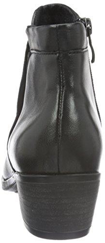Caprice 25317, Bottes Classiques Femme Noir (Black Nappa 22)