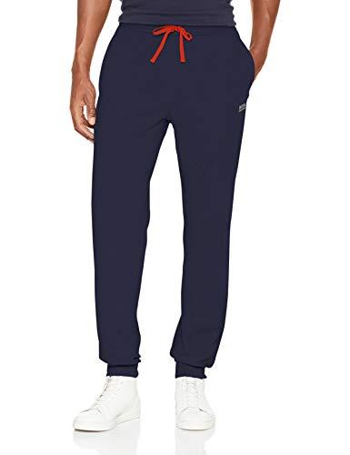 BOSS Herren Mix&Match Pants Sporthose, Blau (Dark Blue 402), W40(Herstellergröße:M)