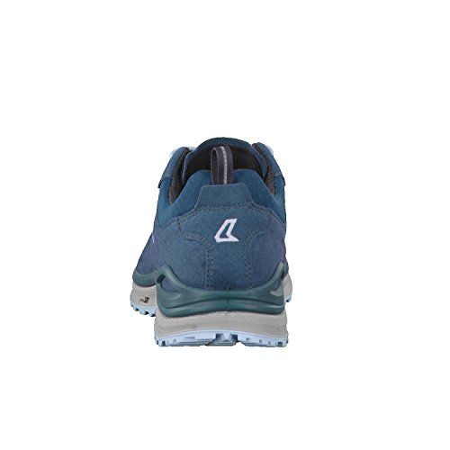 Lowa Innox Evo Gtx Lo Ws, Chaussures De Randonnée Femme PETROL/EISBLAU