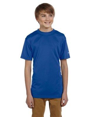 CW 24 Meister Jugend Double Dry® Interlock T-Shirt (Royal Blue) (L) Royals Shirt Jugend