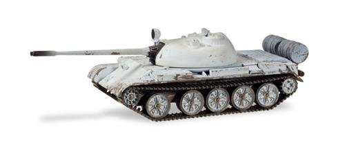 Herpa 746311 Kampfpanzer T-55 Wintertarnung, Color