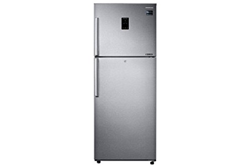 Samsung RT39K5458SL Frost-free Double-door Refrigerator (394 Ltrs, 3 Star Rating,...