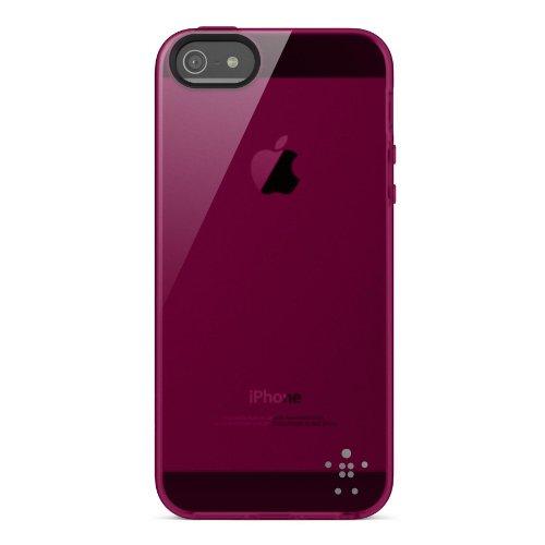 Belkin f8W127vfc0TPU-Schutzhülle für iPhone 5