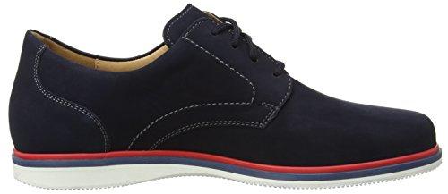 Ganter Herren Giacomo-g Derby Blau (navy 3100)