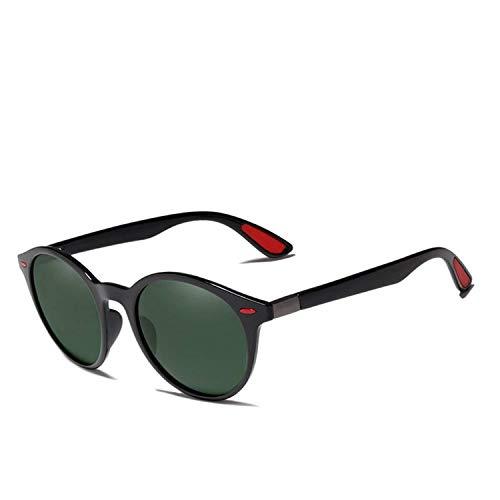 Sport-Sonnenbrillen, Vintage Sonnenbrillen, TR90 Vintage Men Sunglasses Polarized Oval Frame Sun Glasses Women Men Unisex Night Vision Goggles Oculos De Sol