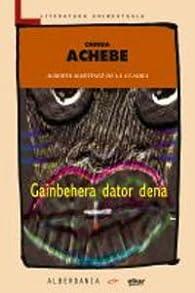 Gainbehera dator dena par Chinua Achebe