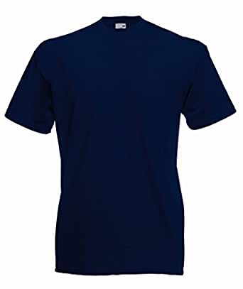Fruit of the Loom T-Shirt S-XXXL in verschiedenen Farben S,Navy